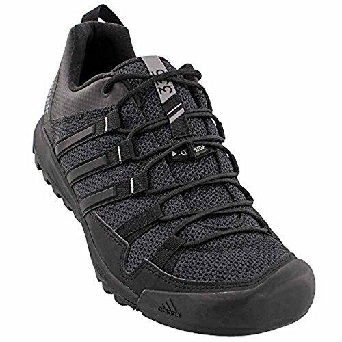 Adidas Heren Terrex Solo Schoenen Donker Grijs / Zwart / Houtskool Effen Grijs 8.5 & Handdoek