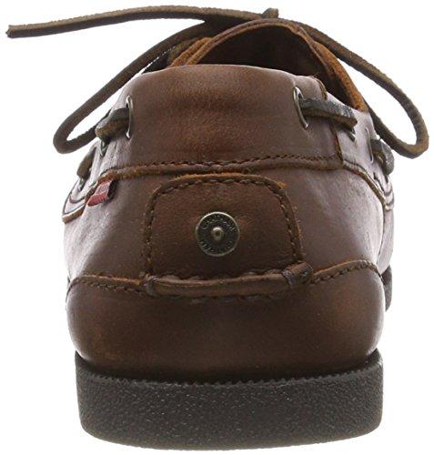 Chatham Herren Galley II Bootsschuhe Brown (Dark Brown 001)
