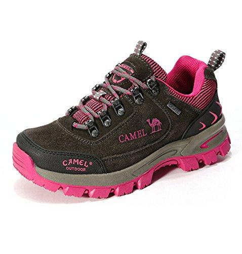 Camel Womens Outdoor Walking Shoes Color Grey Size 36 M EU VKCBA2C