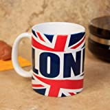 Olympics USA London 2012 11oz. Ceramic Photo Wrap Mug