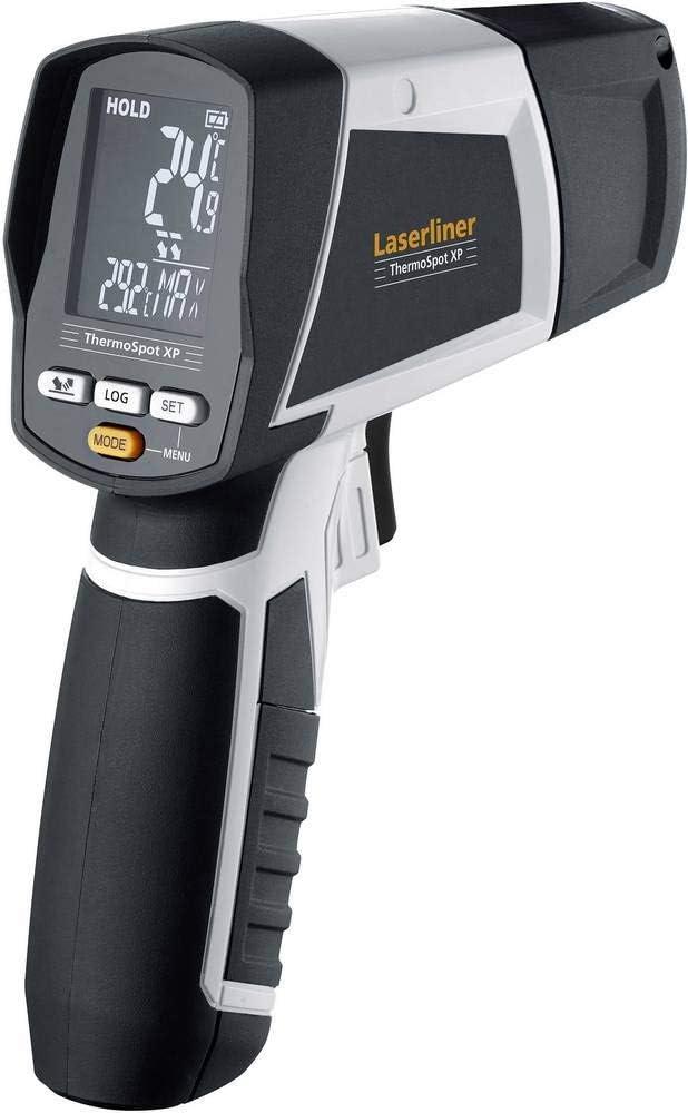 Laserliner Thermospot Xp Infrarot Thermometer Optik Elektronik