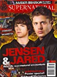 Jensen Ackles, Jared Padalecki, Poster Special!, Ashley Benson - June/July, 2008 The Official Supernatural Magazine Issue #4