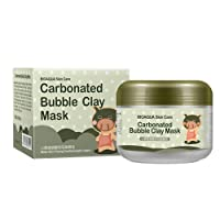 Carbonated Bubble Clay Mask - Bubble Face Mask Mud Mask with Moisturize Deep Cleansing...