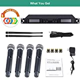 Wireless Microphone System, Phenyx Pro 4-Channel