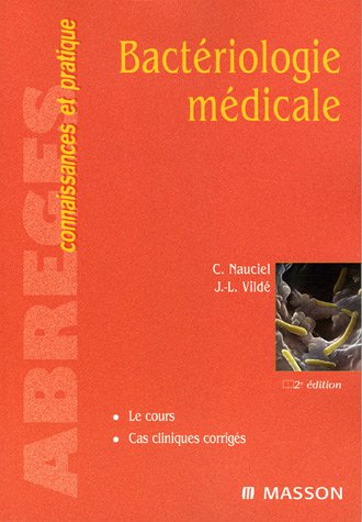 BACTERIOLOGIE MEDICALE 2ED