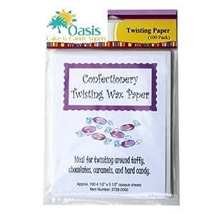LorAnn Oils 100 Count Twisting Wax Paper