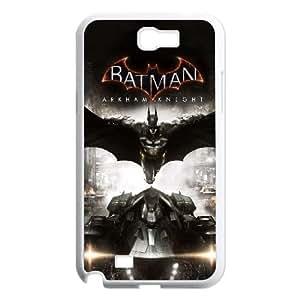 Samsung Galaxy N2 7100 Cell Phone Case White Batman Arkham Knight VIU012213
