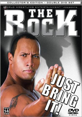 WWE: The Rock - Just Bring It! (Collector's Edition) (Hulk Hogan Vs Stone Cold Steve Austin)