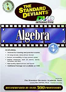 The Standard Deviants - Algebra, Part 1