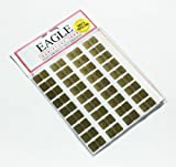 LDS King James Bible Gold Foil Scripture Tabs - Easy to Apply - Old Testament & New Testament