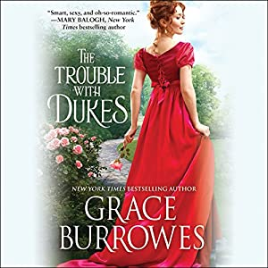 The Trouble with Dukes Audiobook
