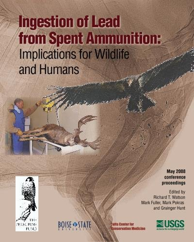 Ingestion of Lead from Spent Ammunition: Implications for Wildlife and Humans