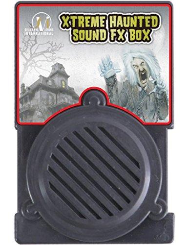 Halloween Sound Effects Machine (XTREME HAUNTED SOUND FX BOX)