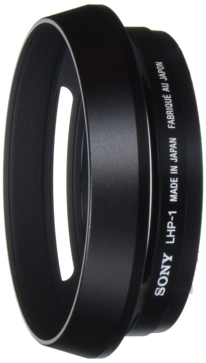 Sony LHP1 Lens Hood (Black) by Sony
