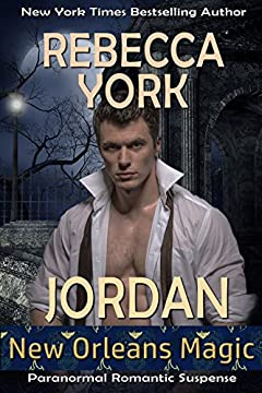Jordan (New Orleans Magic Book 1)