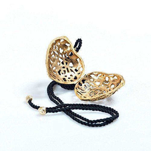 Santa Maria Novella Cuore Grande Oro - Large Gold Heart (Perfume Novella Santa Maria)