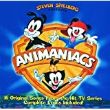 Steven Spielberg Presents Animaniacs: 16 Original Songs From The Hit TV Series Soundtrack Edition (1993) Audio CD