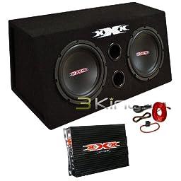 XXX XBX-800B 2) DUAL 8\