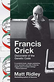 image for Francis Crick: Discoverer of the Genetic Code (Eminent Lives)