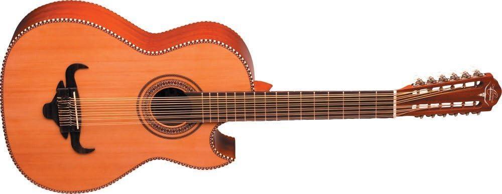 Oscar Schmidt oh50s bajo Guitarra, Sexto: Amazon.es: Instrumentos ...