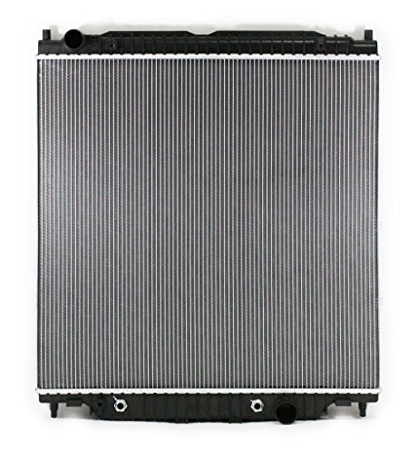 Radiator - Pacific Best Inc For/Fit 2887 05-08 Ford F-Series Super Duty AT V8 6.0/6.8L Diesel PTAC (2003 Ford 6-0 Diesel Engine For Sale)