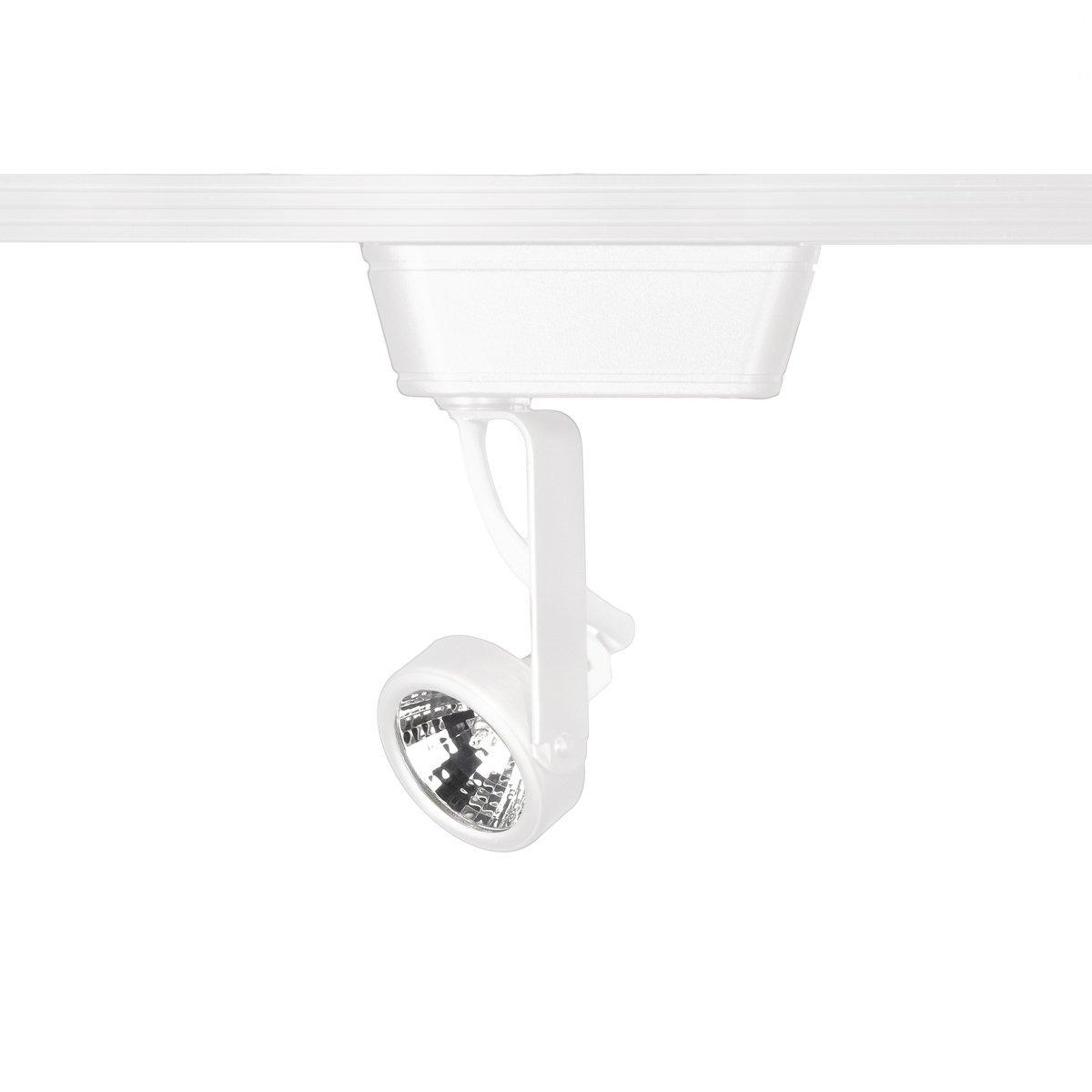 WAC Lighting LHT-180-WT L Series Low Voltage Track Head, 50W