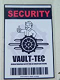 HALLOWEEN COSTUME PROP - ID Security Badge Fall Out Vault Tec