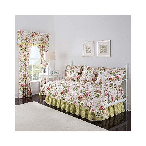 Waverly Emma's Garden 5-pc. Reversible Daybed - Waverly Garden Bedding