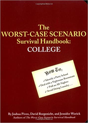 Worst case scenario handbook dating games
