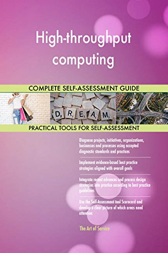- High-throughput computing Toolkit: best-practice templates, step-by-step work plans and maturity diagnostics