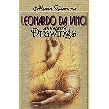 Leonardo da Vinci  Annotated Drawings