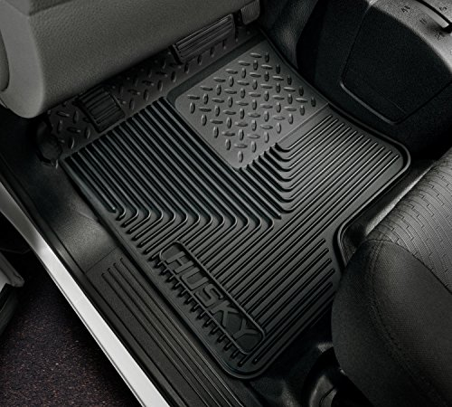 Husky Liners Front Floor Mats Fits 02-10 Ram 1500/2500/3500 w/ one carpet hook ()