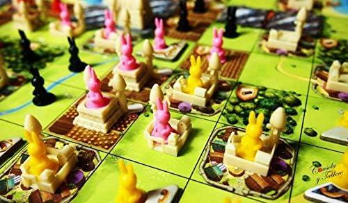 Devir Bunny Kingdom (Ed. En Español), Multicolor (1): Amazon.es: Juguetes y juegos