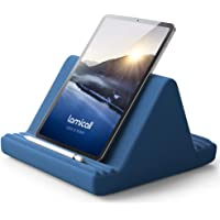 Tablet Pillow Stand, Pillow Soft Pad for Lap - Lamicall Tablet Holder Dock for Bed with 6 Viewing Angles, for iPad Pro 9…