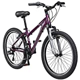 24'' Schwinn Sidewinder Girl's Bike, Purple