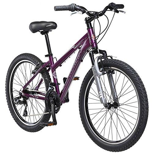 24'' Schwinn Sidewinder Girl's Bike, Purple by Pacific Cycle