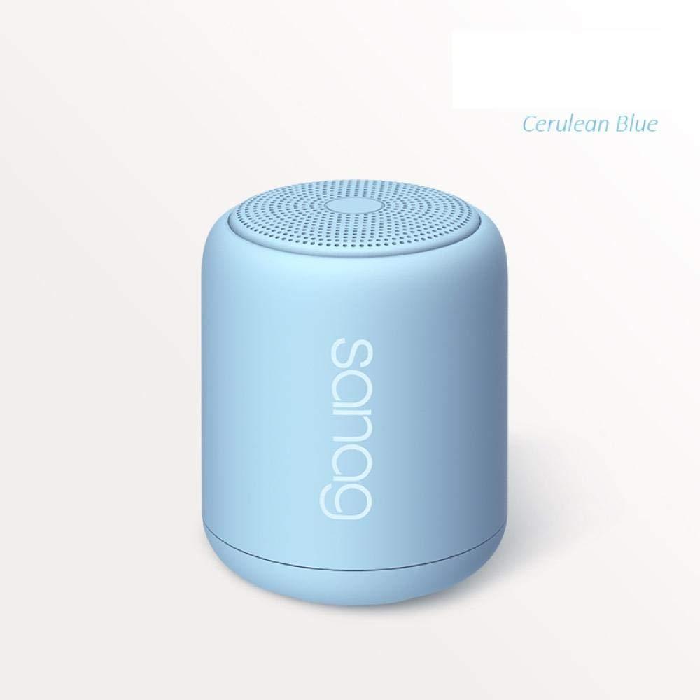 Mint Green Outdoor Waterproof Sound Bluetooth-Lautsprecher Schwarz Technologie Mini-Geschenk