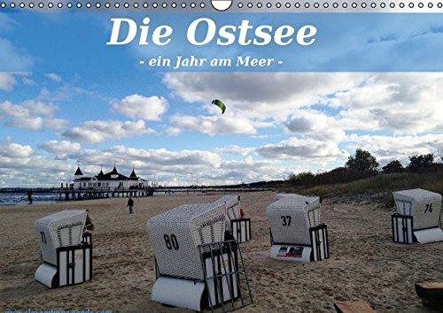 Die Ostsee - Ein Jahr am Meer (Wandkalender 2016 DIN A3 quer): Die Ostsee begeistert zu jeder Jahreszeit. Fotograf Alexander Wynands zeigt in 12 ... (Monatskalender, 14 Seiten ) (CALVENDO Natur)