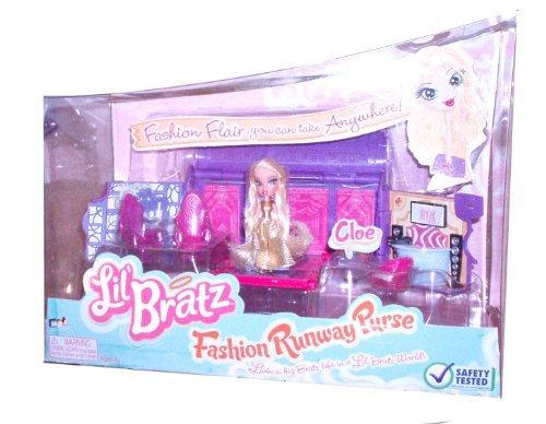 Bratz Lil Fashion Runway Purse Playset - Cloe
