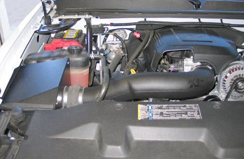 K&N 63-3070 AirCharger Performance Air Intake System by K&N (Image #1)