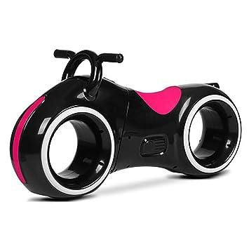 Amazon.com: Bicicleta de equilibrio para niños con dos ...