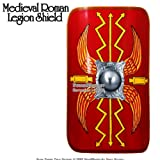 "Etrading 35"" Medieval Roman Legion Scutum Shield Costume Armour"