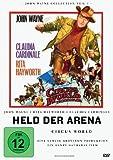 Held der Arena [DVD] (2010) John Wayne; Rita Hayworth; Claudia Cardinale; Dim...