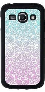 Funda para Samsung Galaxy ACE 3 S7272/A7275 - Patrón De Brillo by Andrea Haase