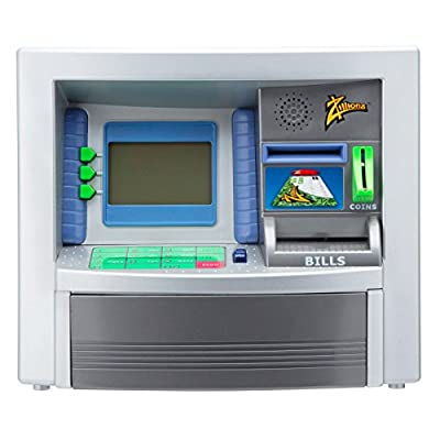 Zillionz Savings Goal ATM Bank: Toys & Games