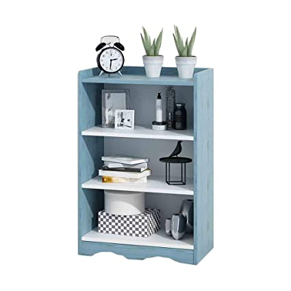 Amazon.com: Xing Hua Shop Bookshelf Bookcase Floor Small Storage ...