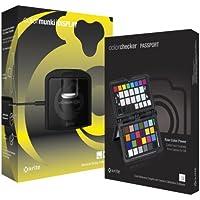 X-Rite ColorMunki Display and ColorChecker Passport Bundle - Black (CMUNDISCCPP)