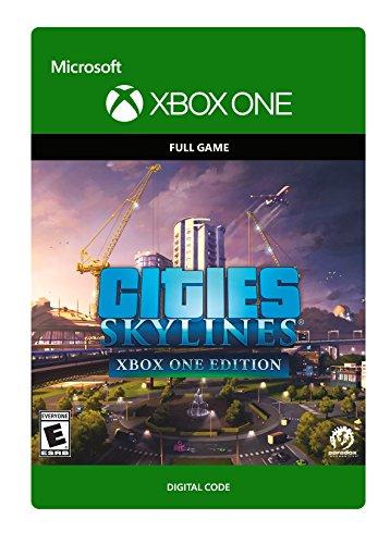 Cities: Skylines - Xbox One [Digital Code]