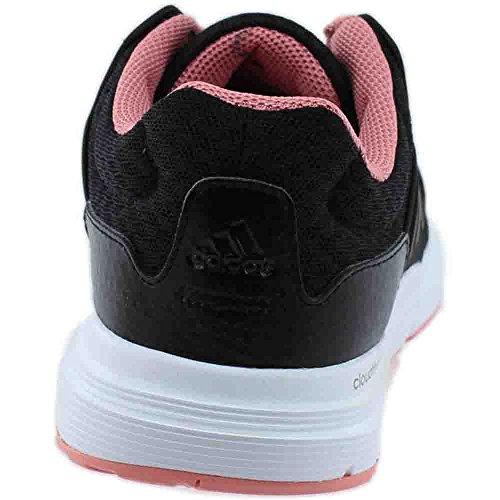 Adidas Galaxy 3 W Delle Donne Cloudfoam Ortholite Scarpe Da Corsa Nero