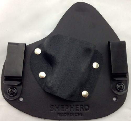 Conceal Micro- Right Handed, Black, Beretta Nano- Shepherd Leather IWB Holster